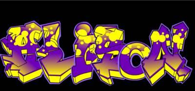 Mon prénom en graffiti